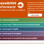 Site de formation en ligne sur les normes intégrées.